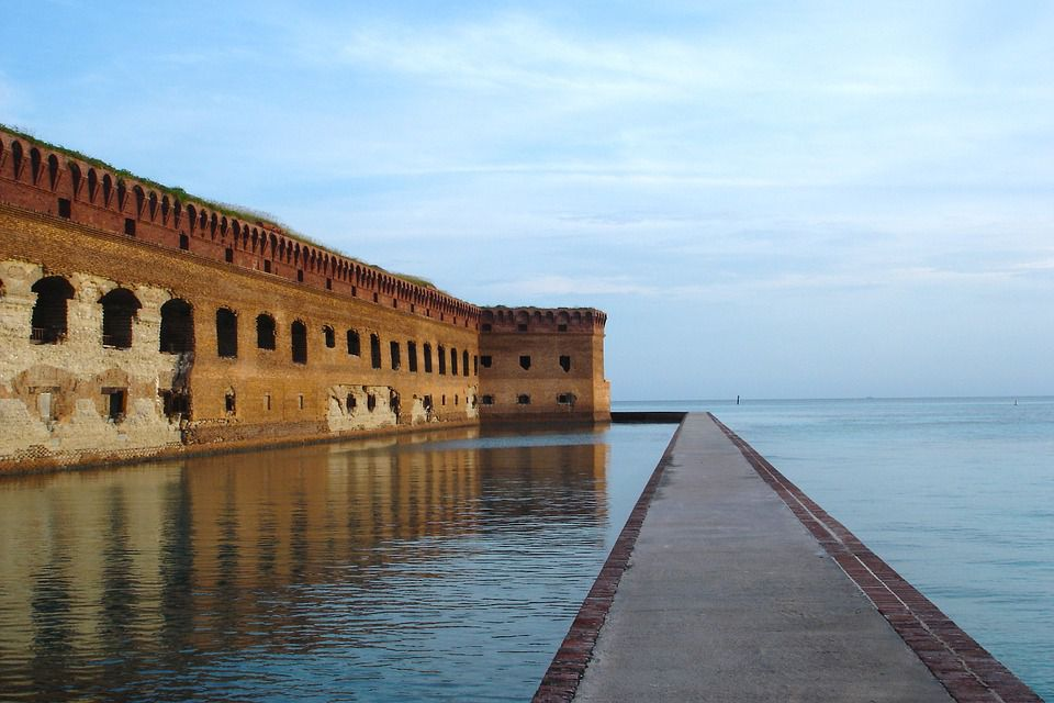 Dry Tortugas National Park Key West
