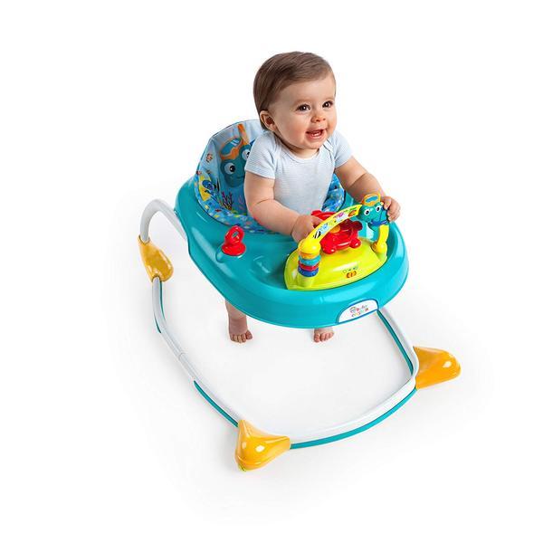 Kid on Baby Einstein sea walker