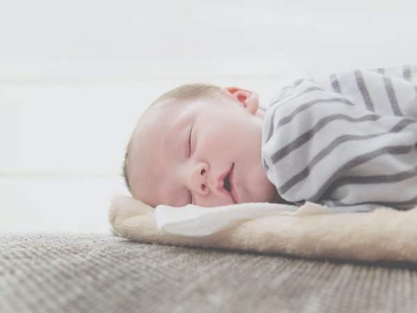 Baby in Deep Sleep - Baby Sleep Miracle