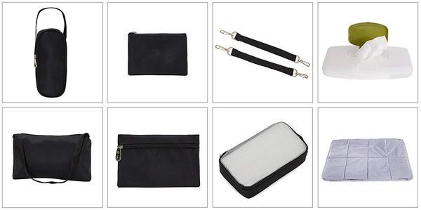 Tribeca Diaper Bag set