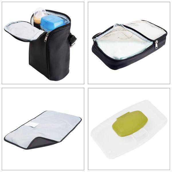Manhattan diaper bag set