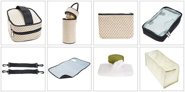 Animal Baby Bag Set