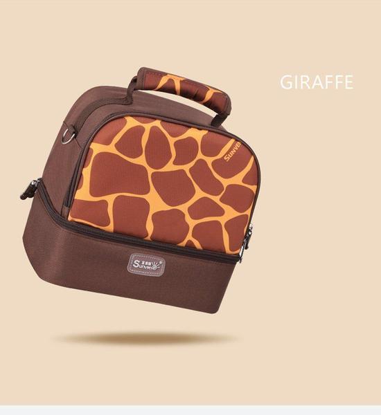 Giraffe Thermos baby bag
