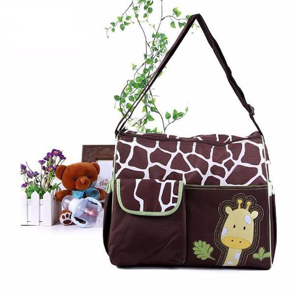 Animal Nappy Bag