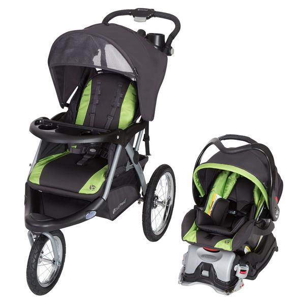 Baby Trend expedition GLX jogger travel system