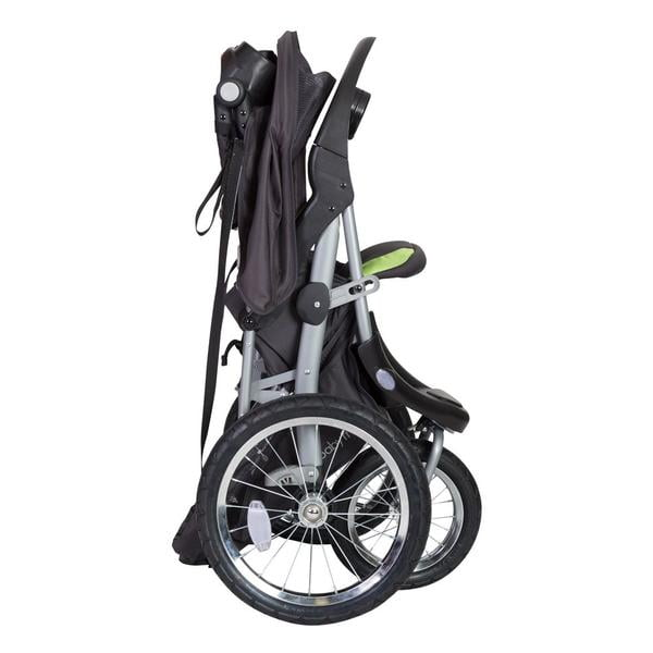 Baby Trend expedition GLX Foldable Jogger Stroller with MP3