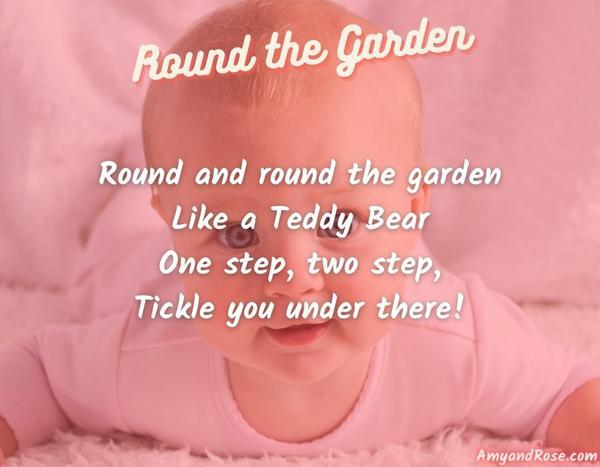 Round The Garden Lullaby Lyrics