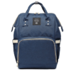 Lequeen Diaper Bag Backpack Navy