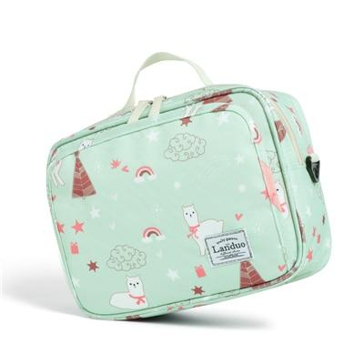 Land Diaper Bag - Small Green - AmyandRose