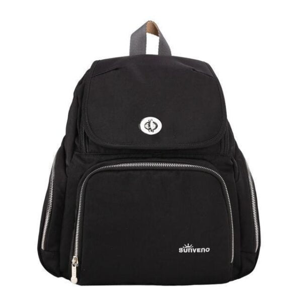 Trendy Mummy Maternity Diaper Backpack Black
