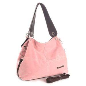 Daunavia Handbag Pink