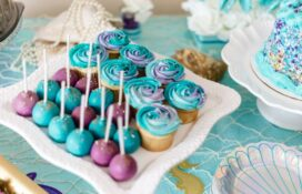 Ideas for Decoration of Baby Shower of Boy at Home