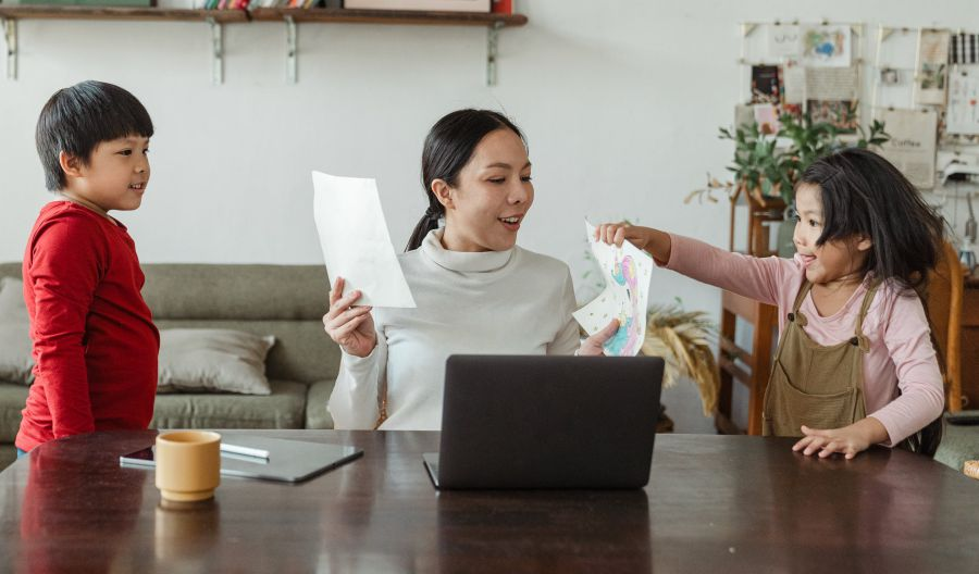 How to achieve balance between work and parenting