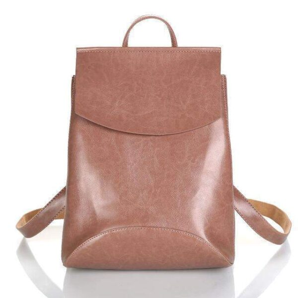 Grace Multifunctional Bag Backpack Dark Pink