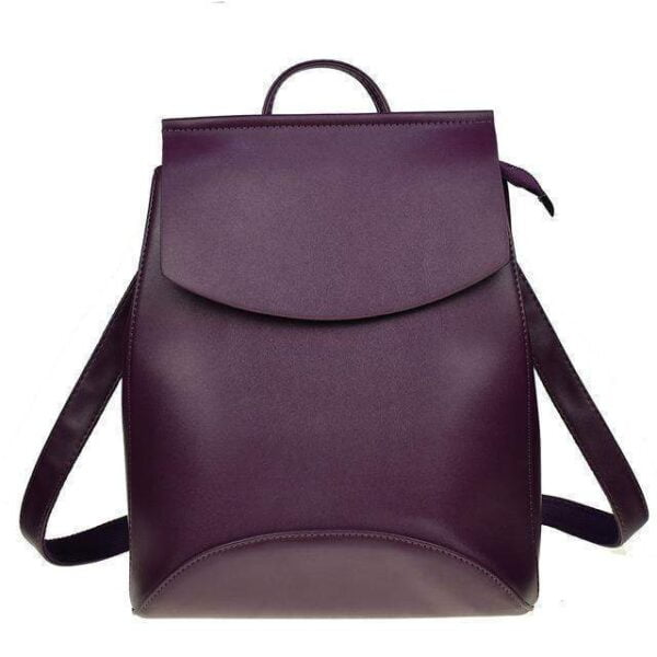 Grace Multifunctional Bag Backpack Plum