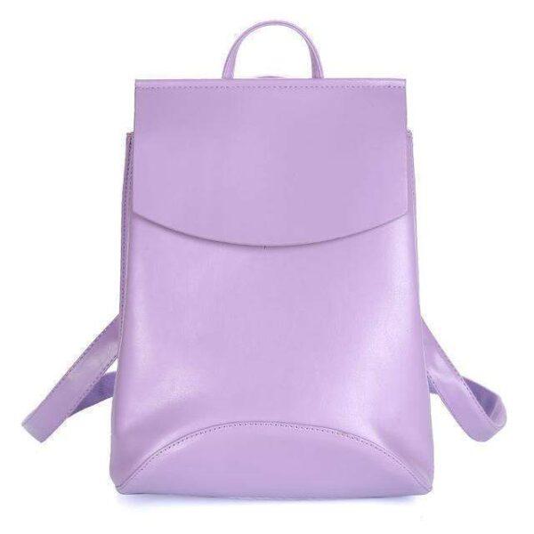 Grace Multifunctional Bag Backpack Purple