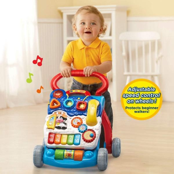 Sit to stand Learning walker by Vtech
