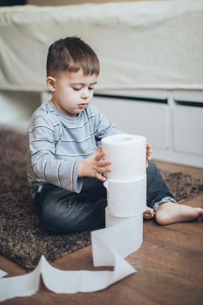 Redirect Bad Behavior of Child