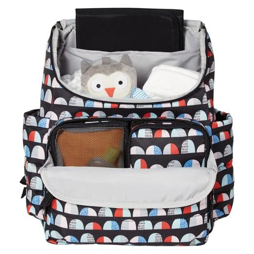 Skip Hop Backpack Diaper Bag-AmyandRose