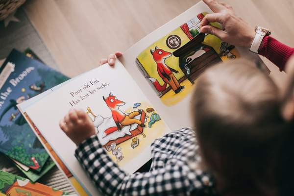 Fun way to learn to read