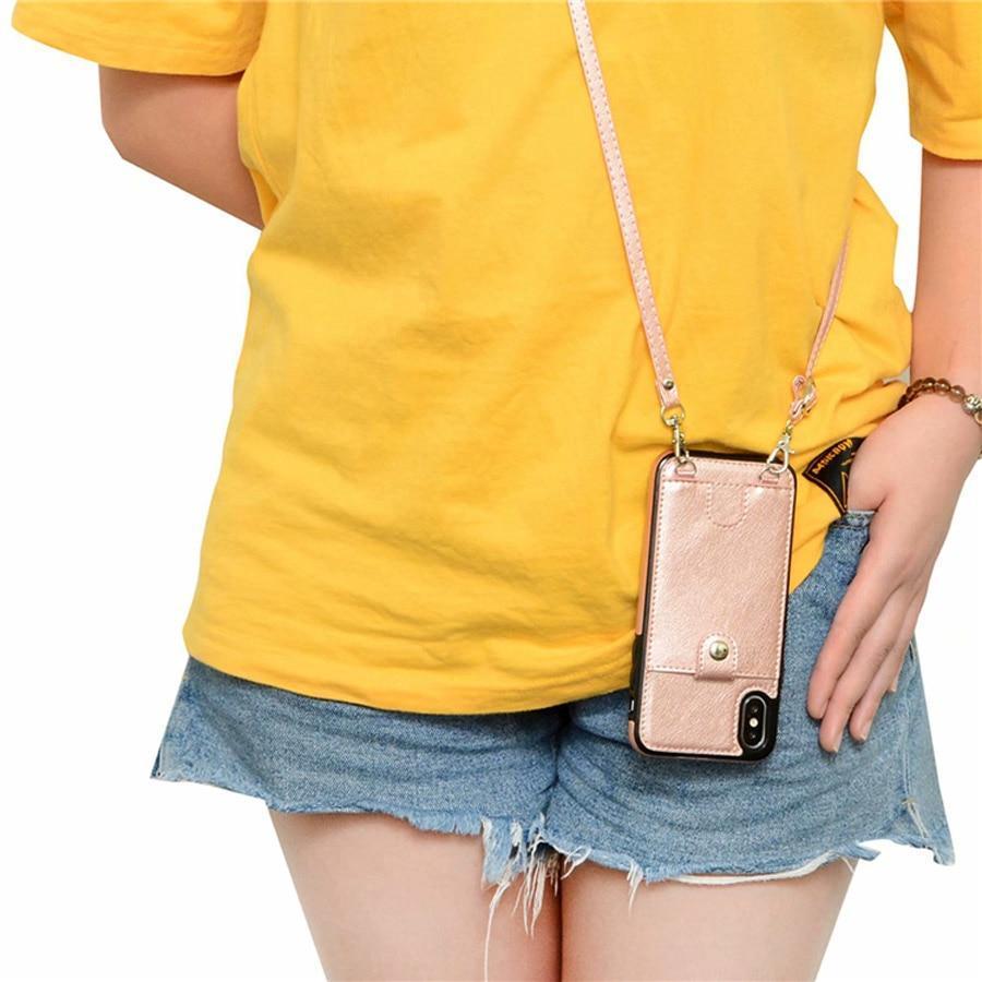 iPhone Case Shoulder Strap
