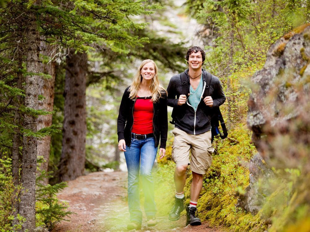 Outfits for hiking with family