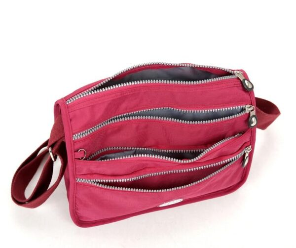 Lita Multi Compartment Handbag Purse Insert