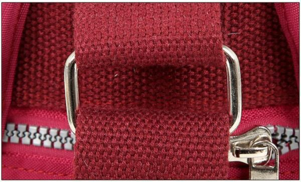 Lita Multi Compartment Handbag Purse Strap