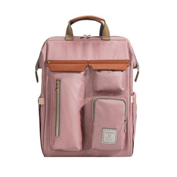 Sunveno Diaper Bag Pink