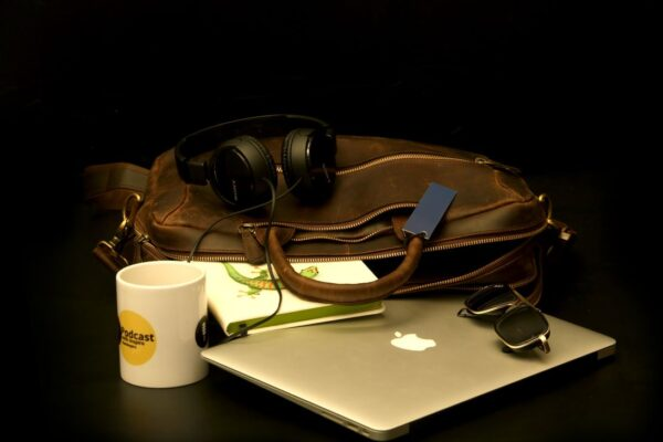 Leather Convertible Backpack Practical Design